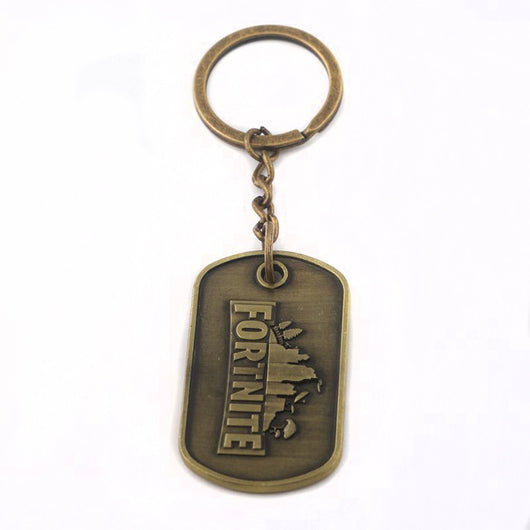 Fortnite #1 Victory Royale Keychains