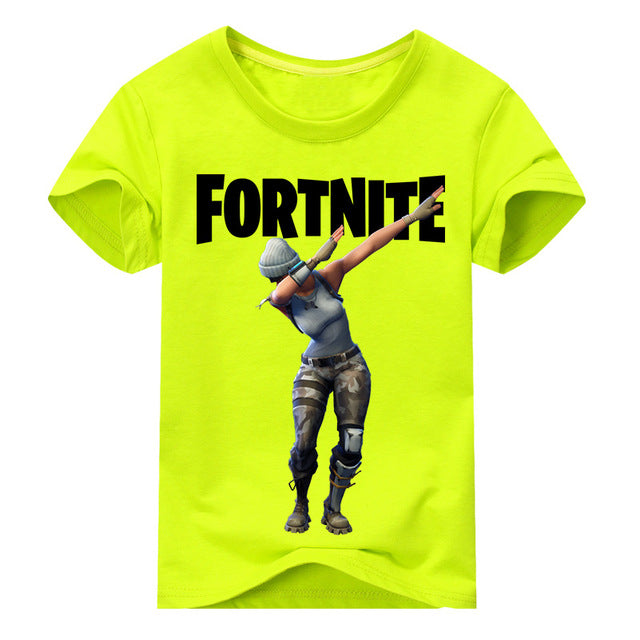 Fortnite Kids T-shirt for Boy and Girls