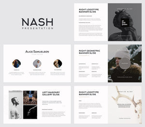 NASH Keynote Presentation Template - GoaShape