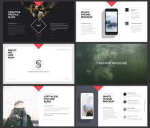 SIGN Keynote Presentation Template - GoaShape