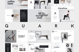 Quark Keynote Presentation Template - GoaShape