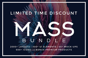 MASS Bundle Bundle GoaShape
