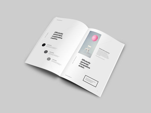 Proposal Vertical Keynote Template Presentation Template GoaShape