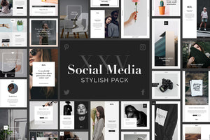 Stylish Social Media Pack - GoaShape