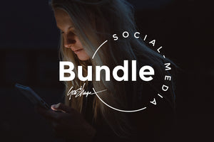 Social Media Bundle Social Media Pack GoaShape