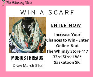 Win a Mobius Threads Scarf