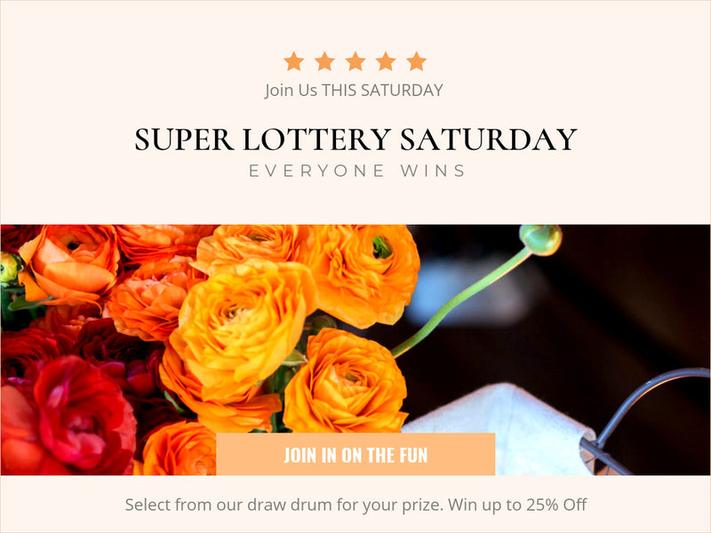 Super Lottery Saturday - Feb 24, 2018