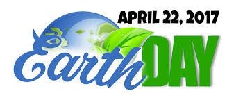 Join In for Earth Day April 22, 2017