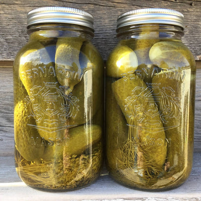 The Real Big Dills Homemade Dill Pickles