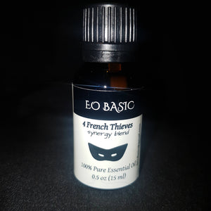 4 French Thieves, Essential Oil Blend