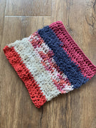 Crochet Dish Scrubbing Cloth 3 pack