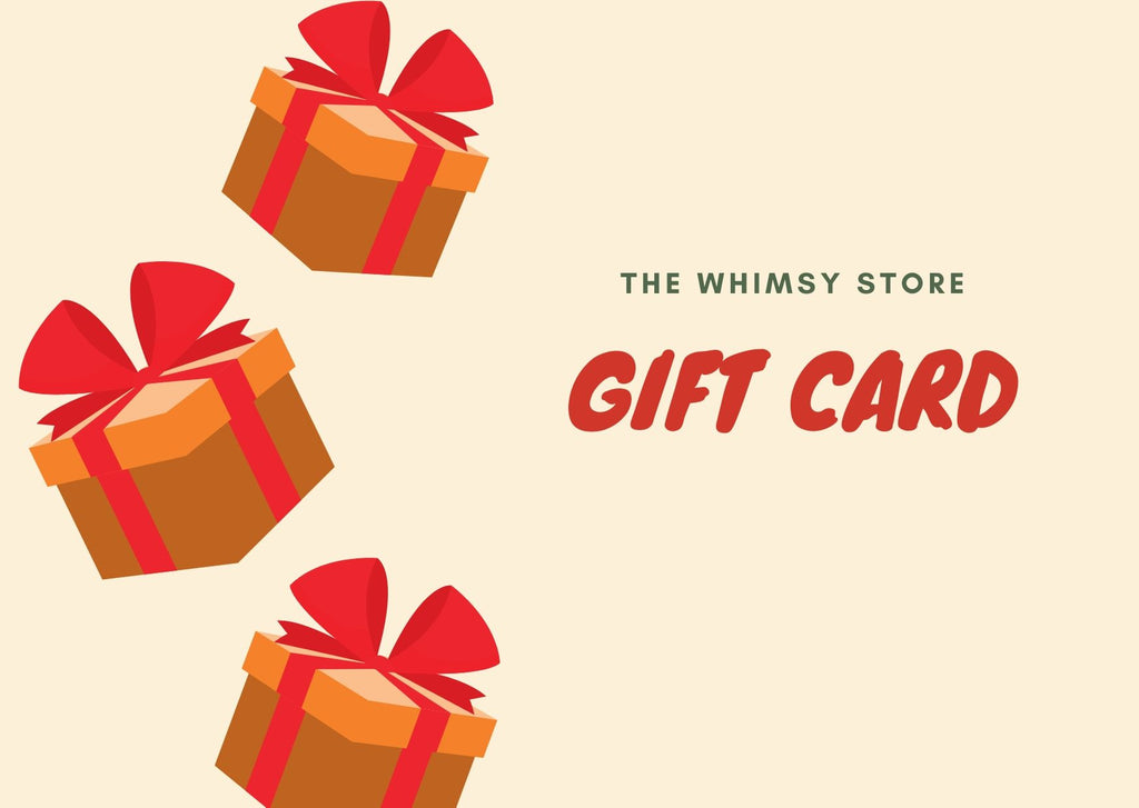 My Whimsy Store Gift Card