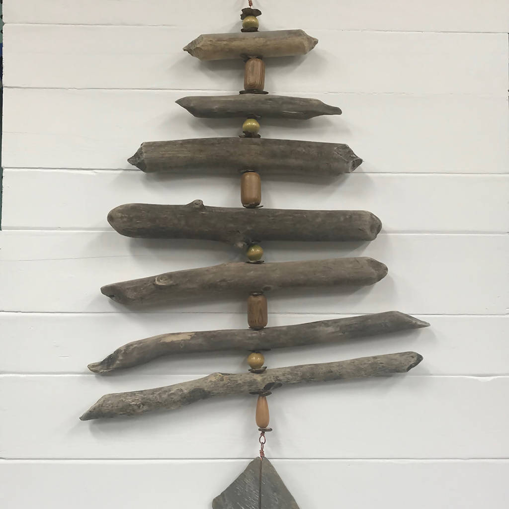 Driftwood & Stone Mobile