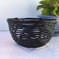 Recycled Plastic Decorative Bowls Small