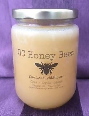 Raw Wildflower Saskatchewan Honey