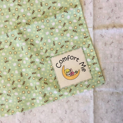 Home Sewn Receiving Blankets