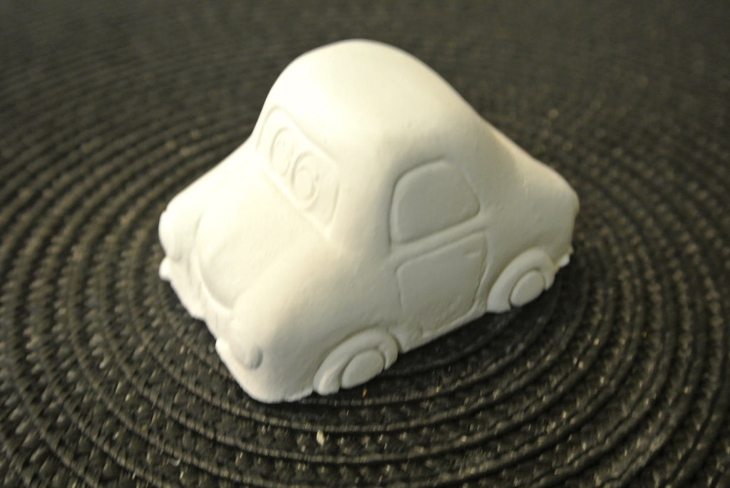 Car Paintable - 3D