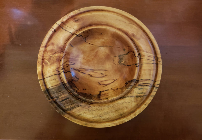 Spalted Birch Wood Bowl