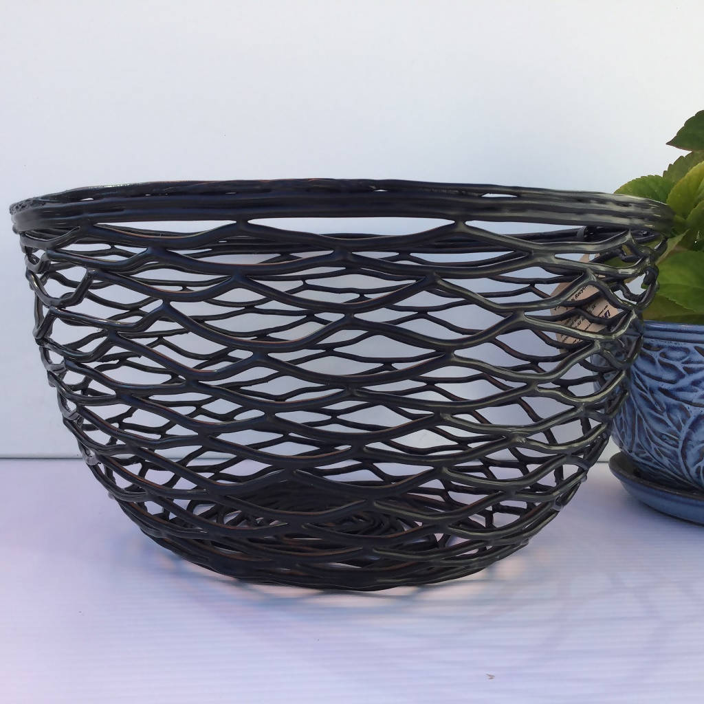Recycled Plastic Decorative Bowls X-Large