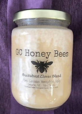 Buckwheat Clover Blend Saskatchewan Honey