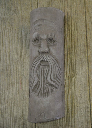 Concrete Tree Spirit Wall Hanging