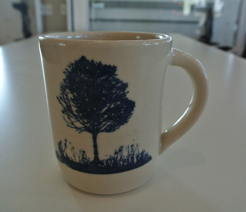 Faith Tree Pottery Mug