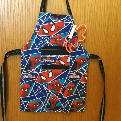 Home Sewn Children's Aprons with Pockets