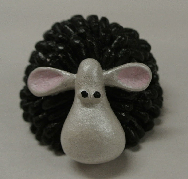 Concrete Sheep Ornaments