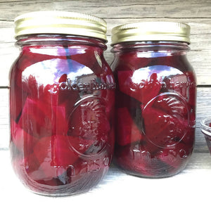 Homemade Sweet Pickled Beets
