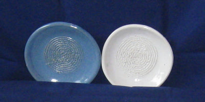 Pottery Grater Plates