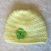 Crochet Baby Toques for Newborns - 2.5 - 3 kg