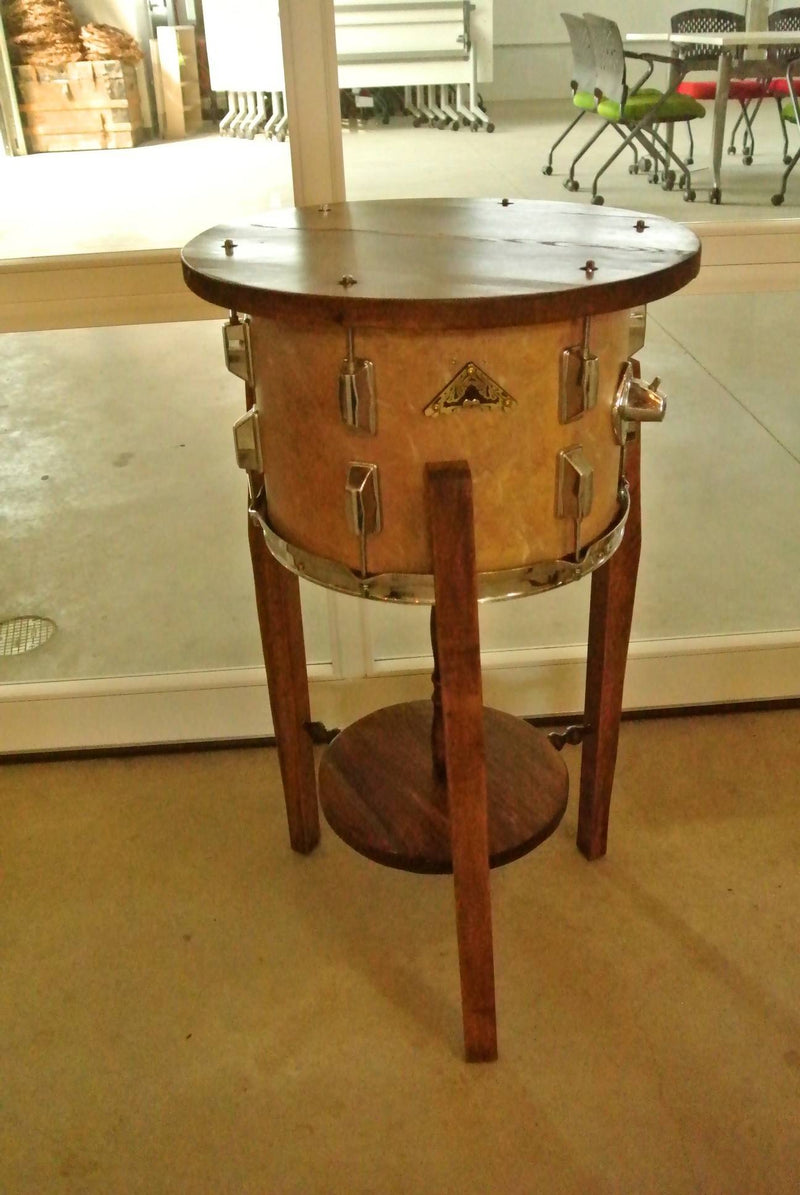 Tom Drum Side Table