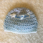 Crochet Baby Toques for Newborns - 1 - 2 kg