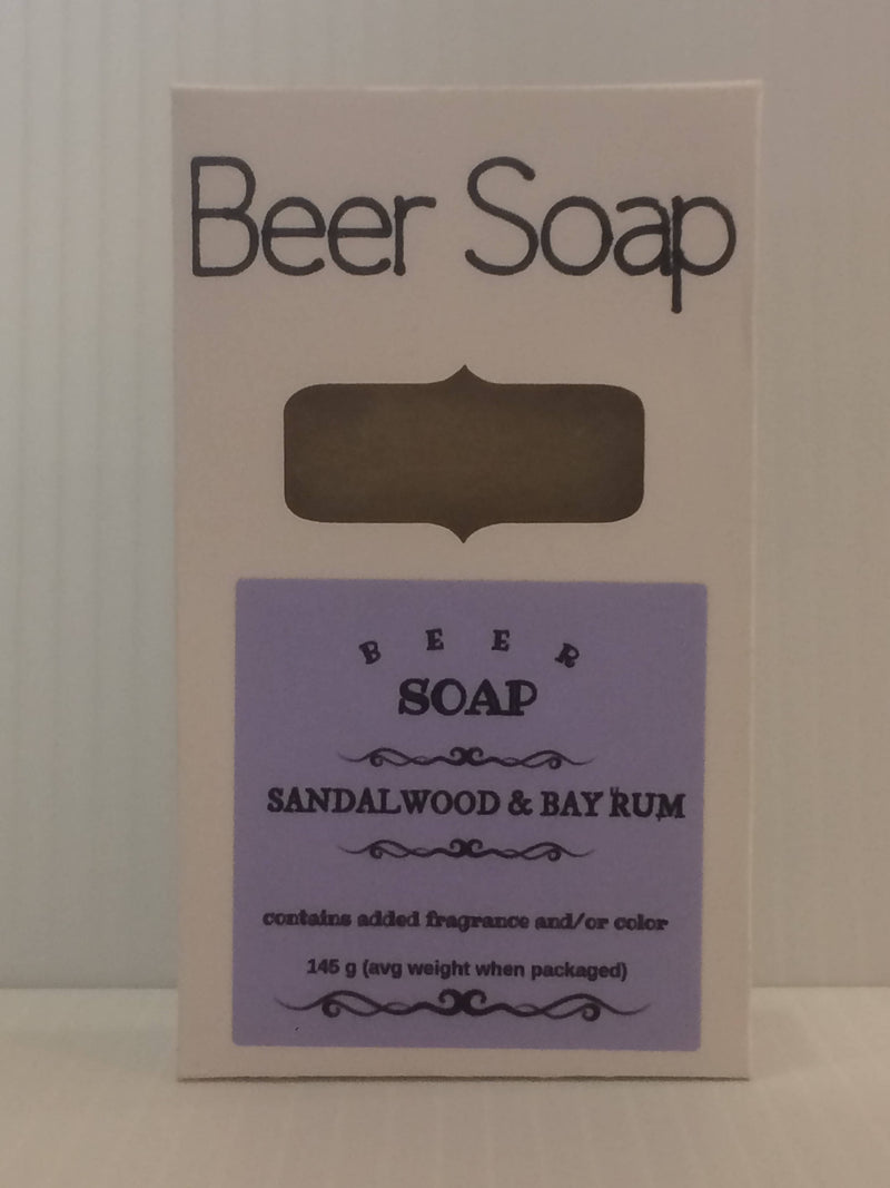 Beer Soap - 145 g