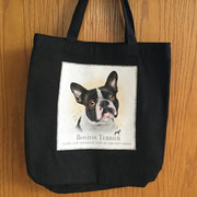 Canvas Tote Bags - Dog Themes