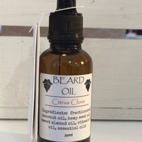 Homemade Beard Oils - 30 ml
