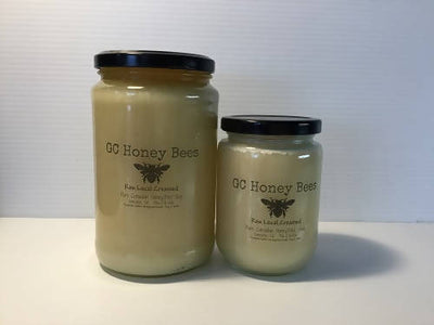Raw Creamed Saskatchewan Honey