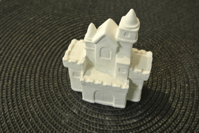 Castle Paintable - 3D