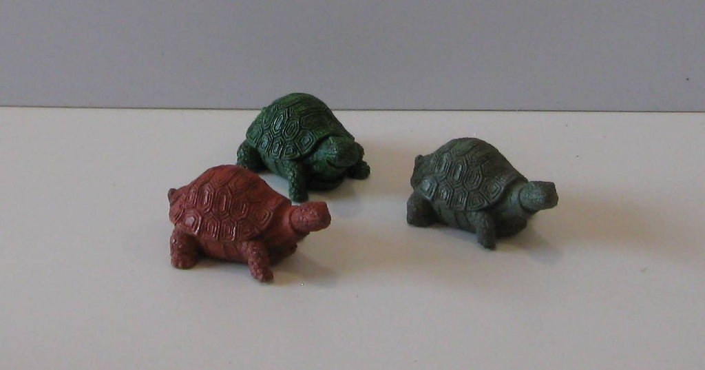 Baby Turtle table ornaments