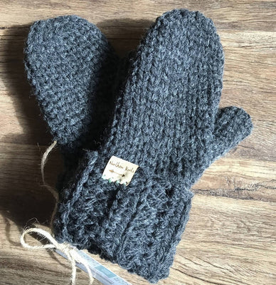 Crochet Adult Mittens