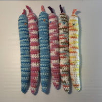 Crochet Snake Cat Herb Cat Toy