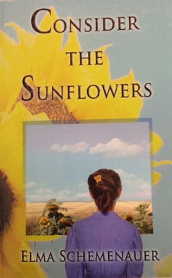 Consider the Sunflowers Novel