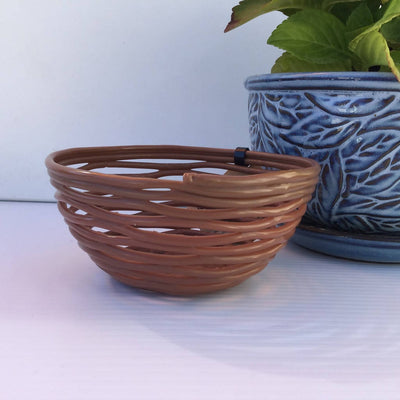 Recycled Plastic Decorative Bowls XX-Small