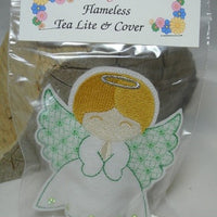 Angel Flameless T-Lite and Cover - Variety