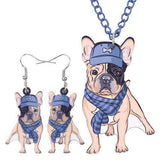 Frenchie Jewelry Set - Petsagram