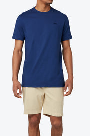 Navy Blue Lockhart T-Shirt