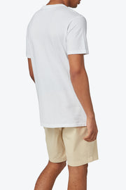 White Lockhart T-Shirt