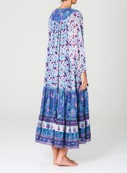 Alma Maxi Dress - Multi