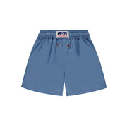 Chambray Blue Staniel Kids SwimShorts Back