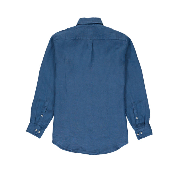 Abaco-Linen-Shirt-Chambray-Mens-Shirt-Back